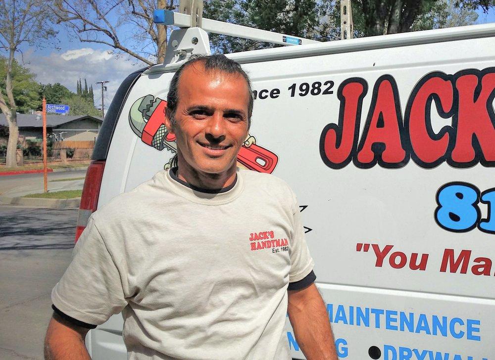 Jack s handyman 66 photos handyman 23705 vanowen st west hills west hills ca united for Westhill swimming pool phone number