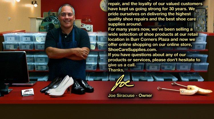 Shoe Repair West Hartford Ct