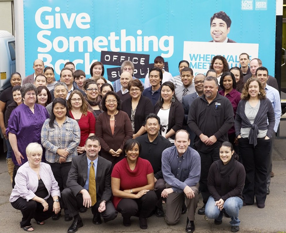 Give Something Back Workplace Solutions - 21 Reviews