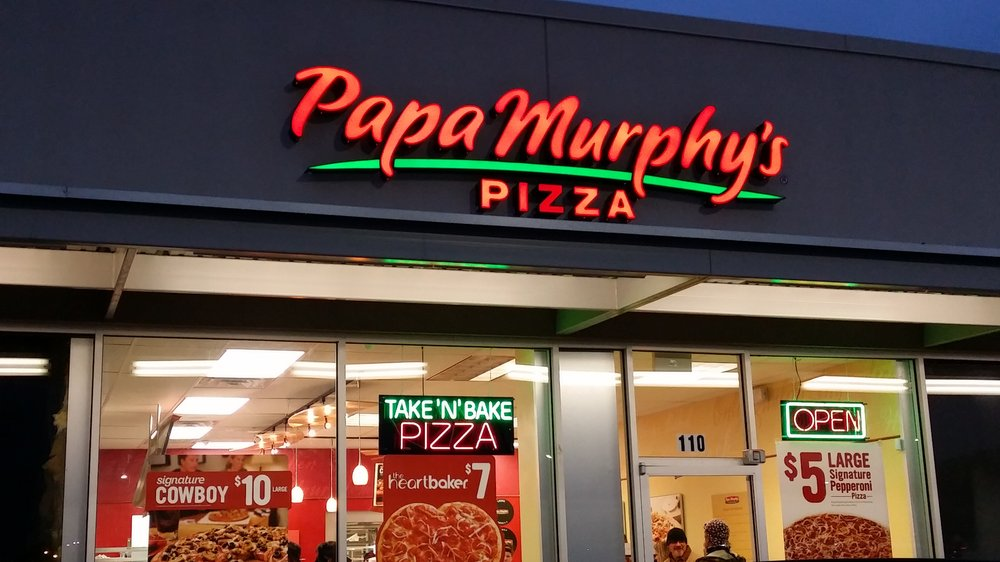 Tell Papa Murphys about your recent dinning experience at allxpreswts.ml Complete Papa Murphys Customer Feedback Survey so that you can get better service on your next visit.
