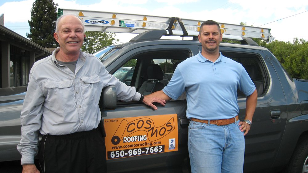 High Quality Comment From Richard C. Of Cosmos Roofing Business Owner