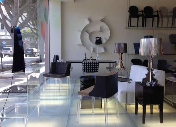 Kartell Furniture Stores 313 N Robertson Blvd Los Angeles CA