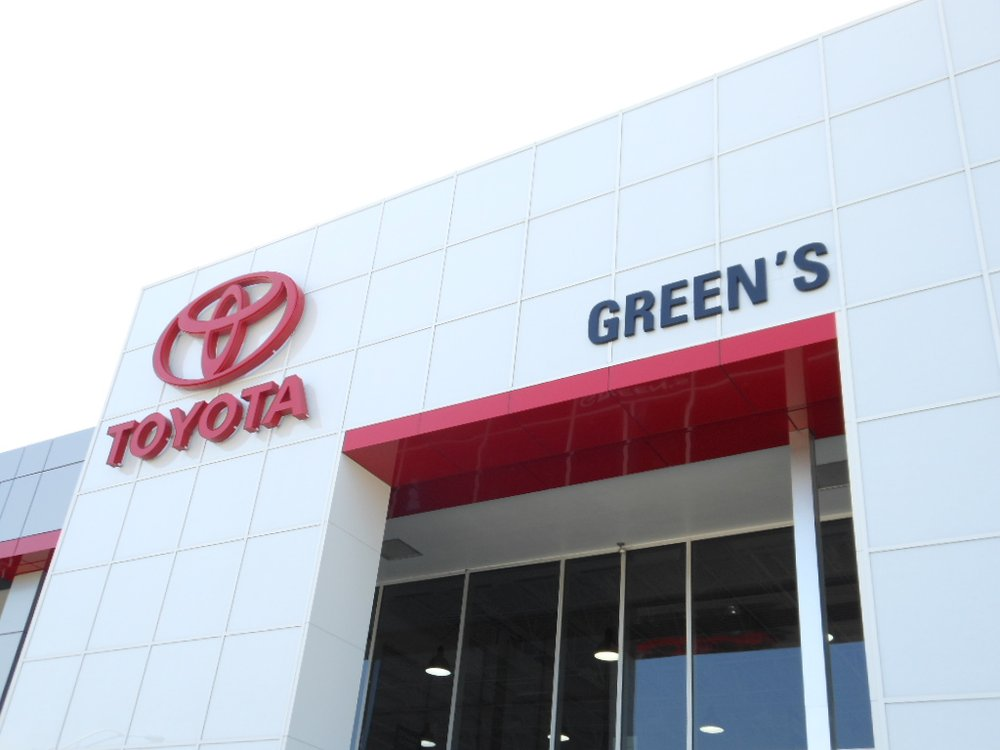 Green S Toyota Of Lexington 11 Photos Amp 11 Reviews