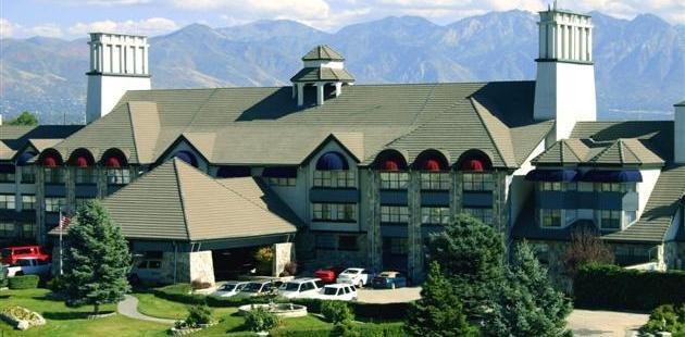 Downtown Salt Lake City Els Doubletree Suites