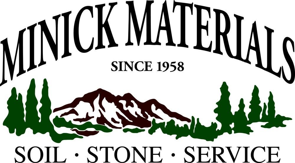 Minick materials okc