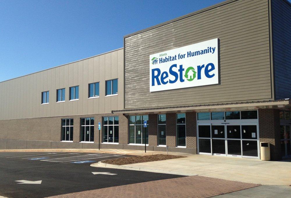 Atlanta Habitat For Humanity Restore 16 Photos Furniture Stores 271 Chester Ave Se
