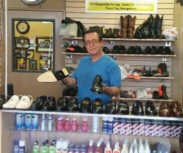 Shoe Repair Las Vegas Spring Mountain
