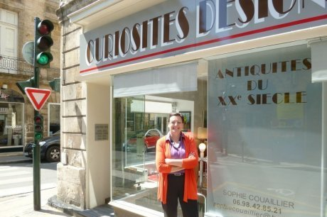 Curiosites design 13 photos antiquaires 38 rue for 3 rue lafaurie de monbadon 33000 bordeaux