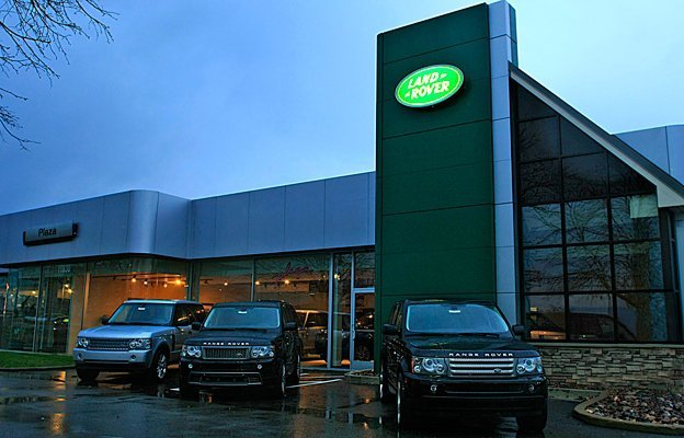 Plaza Land Rover St Louis 10 Reviews Car Dealers