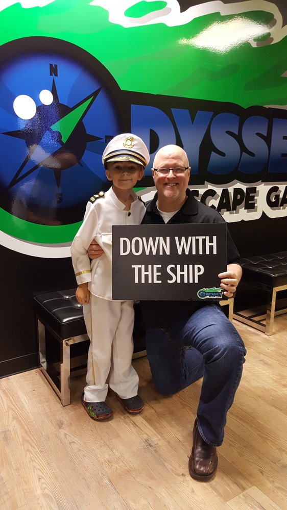 Comment From Michael C Of Odyssey Escape Game Business Owner