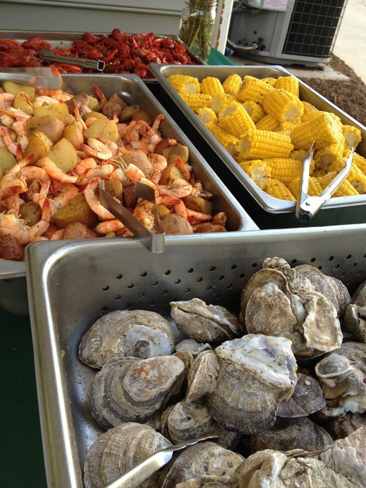 Joe joe s seafood market 12 reviews seafood for Fish market greenville sc