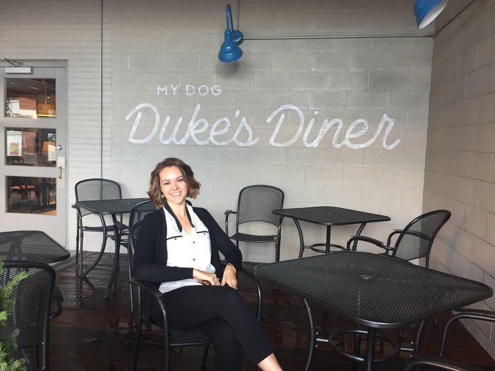 my dog dukes diner