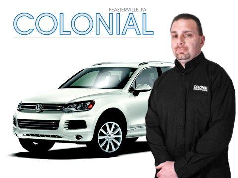 Colonial vw subaru