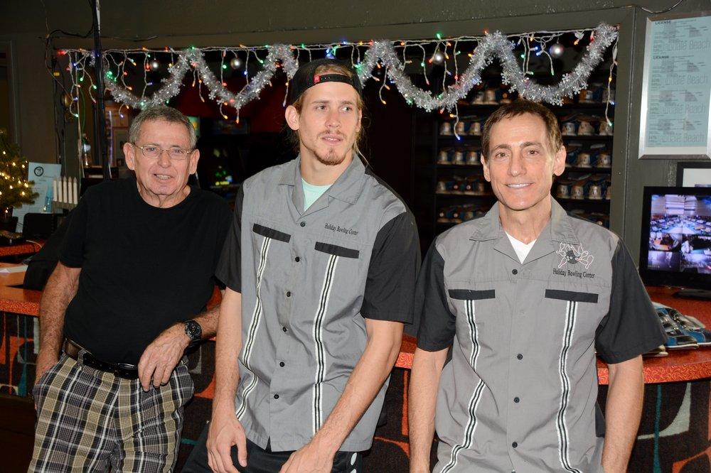 Holiday Bowling Center Sports Bar Hallandale Beach Fl