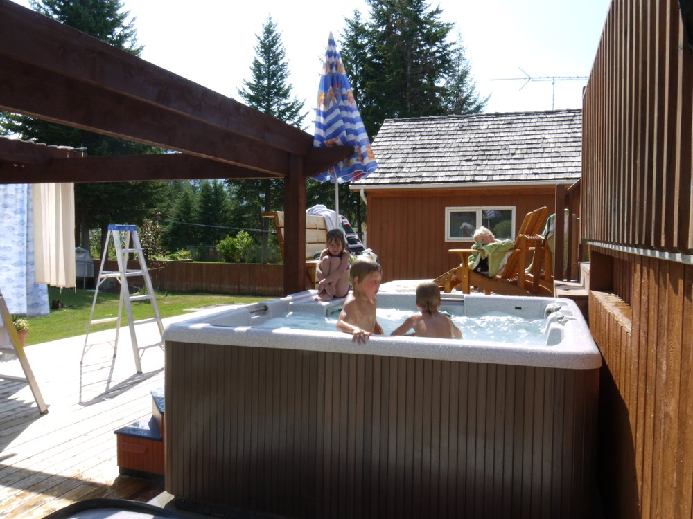 Columbia Pool And Spa Golden Bc