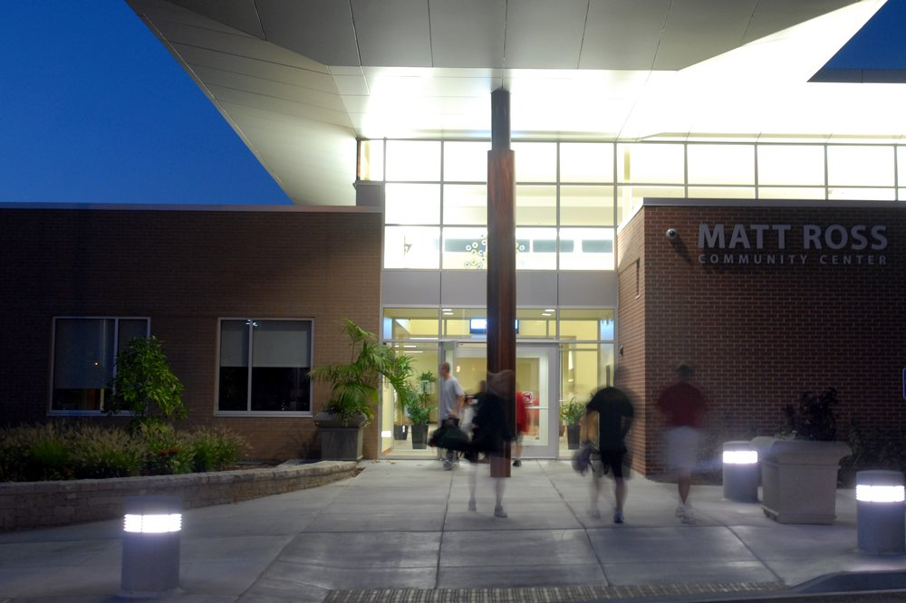 Matt ross community center reviews fitness