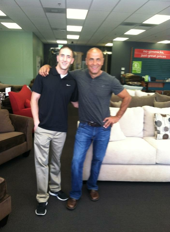 Dom N. Dom N. Manager. My Father Started Custom SOFAS 4 LESS ...