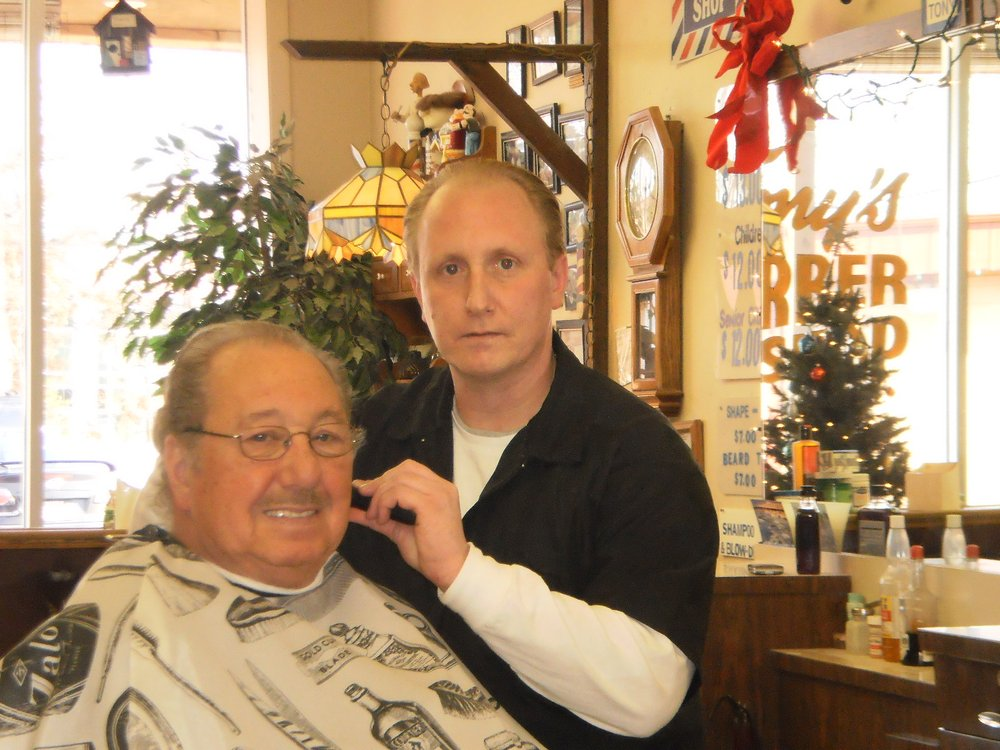 Tonys Barber Shop Closed Barbers 215 Rt 37 W Toms River Nj