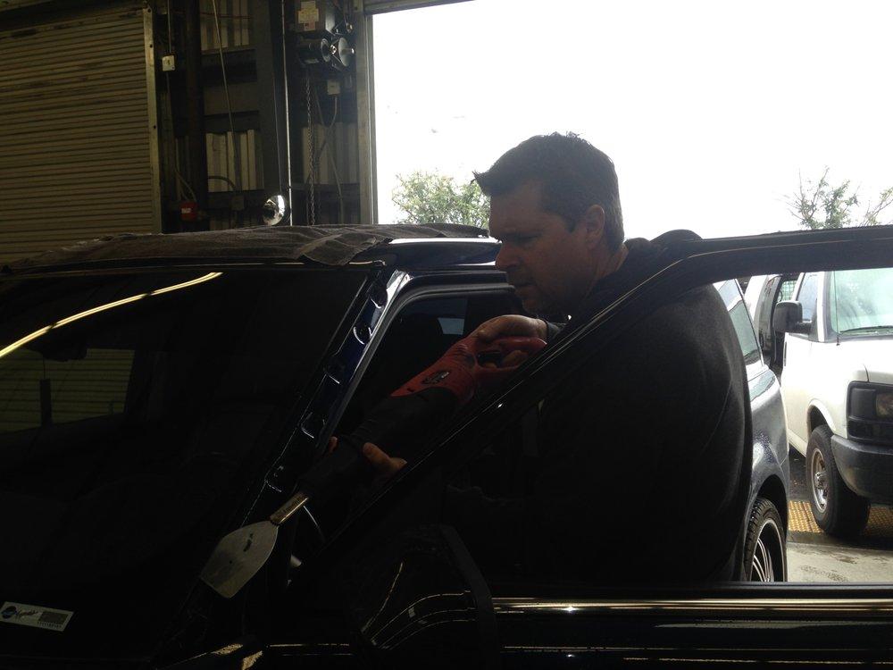 Car Glass Repair Bakersfield