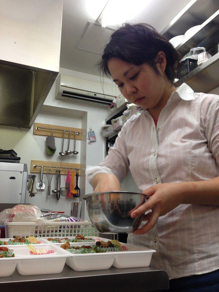 Whole Food Cafe Apprivoiser Kyoto
