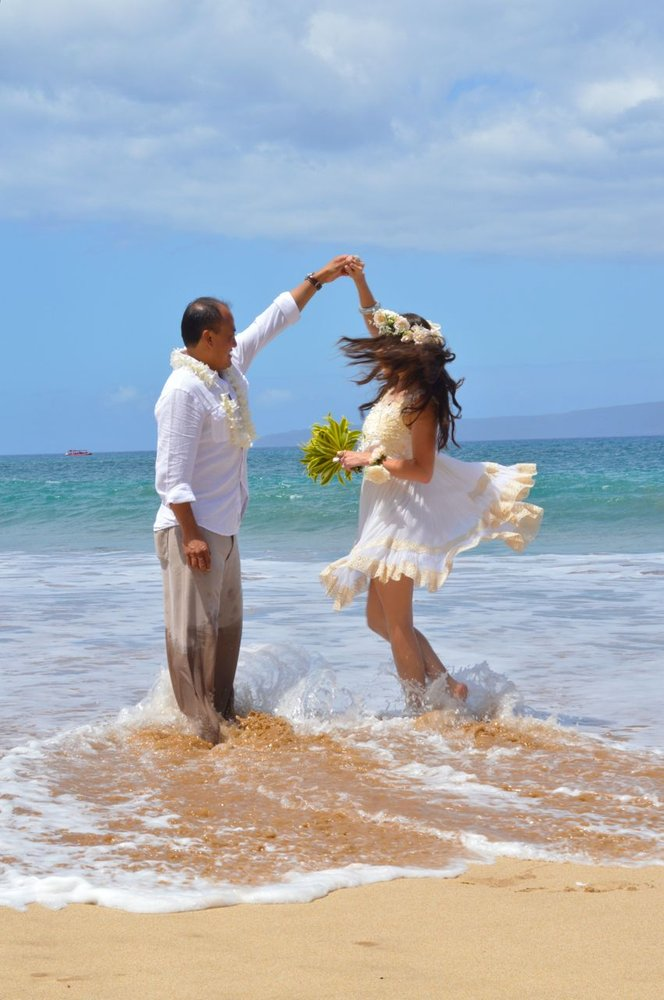 Comment From Michael F Of Maui Wedding Adventures Business Owner