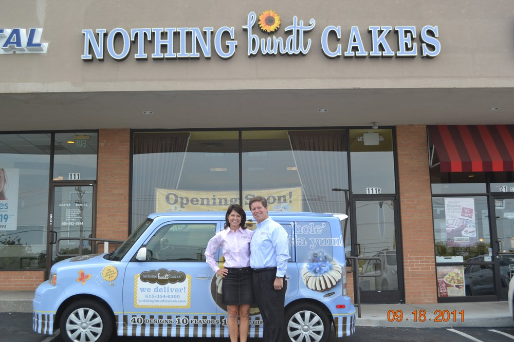 Nothing Bundt Cakes Cool Springs Tn