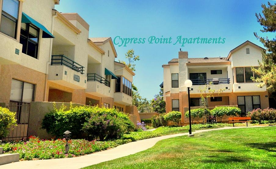 Cypress Point Apartments Ventura Ca