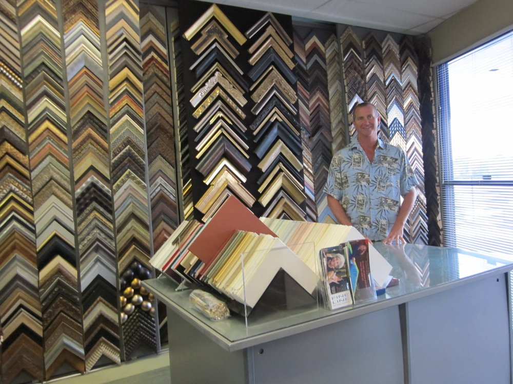 fine line picture framing 132 photos 19 reviews framing 1954 placentia ave costa mesa. Black Bedroom Furniture Sets. Home Design Ideas
