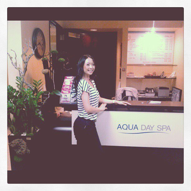 Aqua Spa San Diego Hours
