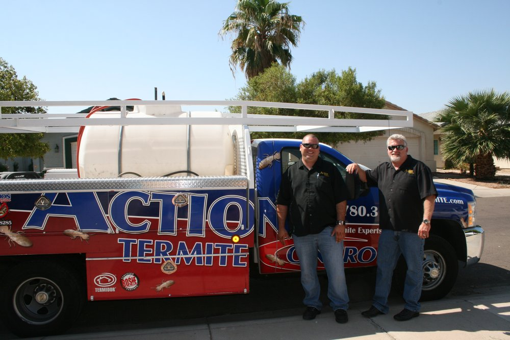 Comment From Mike S Of Action Termite Pest Control Business Owner