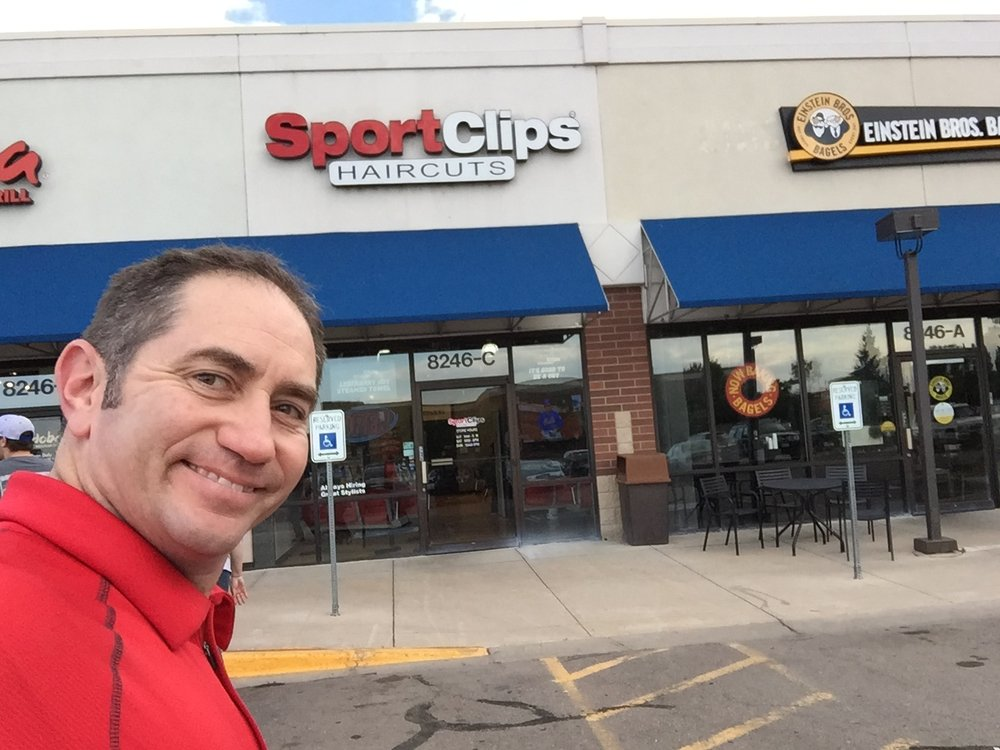 Sport Clips Haircuts Of Littleton Southbridge Plaza 19 Photos