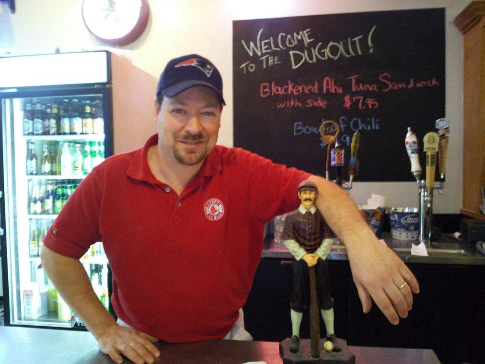 Dugout Sports Bar And Restaurant