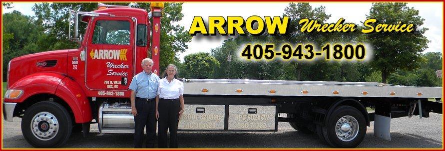 Arrow Wrecker Service Oklahoma City