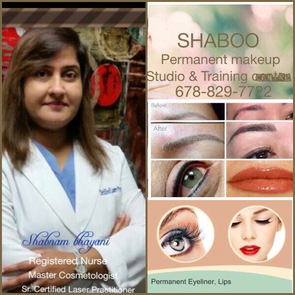 Shaboo Permanent Makeup Studio and Training Center - 31 Photos