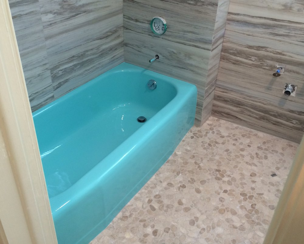 Florida Bathtub Refinishing - 71 Photos & 40 Reviews - Refinishing ...