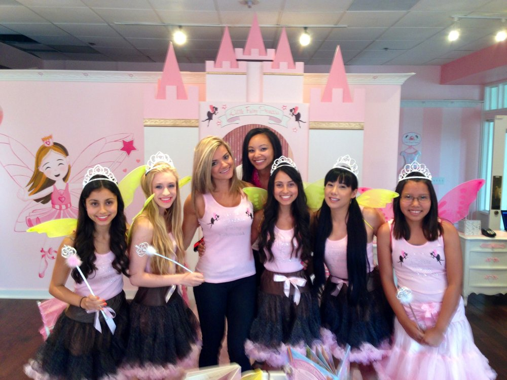 Little Fairy Princess Girls Spa Amp Party Palace Closed