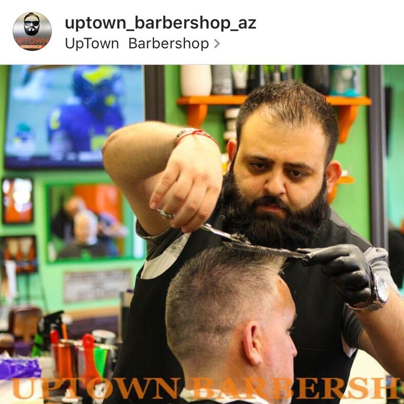 Uptown Barbershop   156 Photos U0026 245 Reviews   Barbers   1515 E Bethany  Home Rd, Phoenix, AZ   Phone Number   Yelp