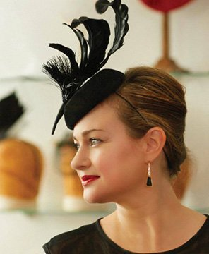 Leah C. Couture Millinery   Hats   Chelsea, New York, NY   Phone ...