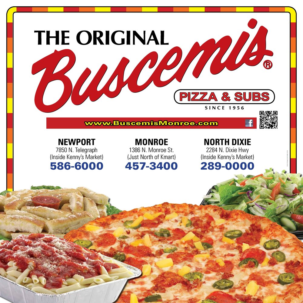 Buscemi\'s Pizza & Subs - 16 Reviews - Pizza - 1386 N Monroe St ...