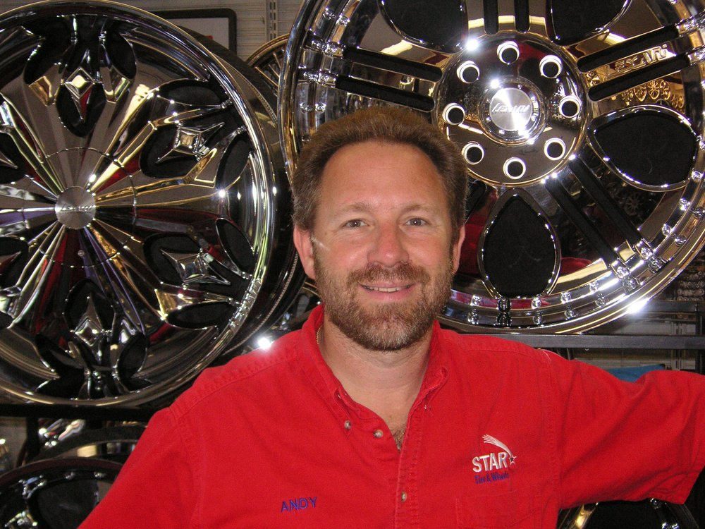 Comment From Andy W Of Star Tires Plus Wheels Business Owner