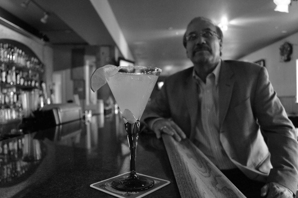 Las Margaritas Tucson Drink Menu