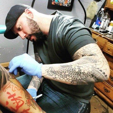 Golden days tattoo 98 photos 64 reviews tattoo for Tattoo shops in el cajon