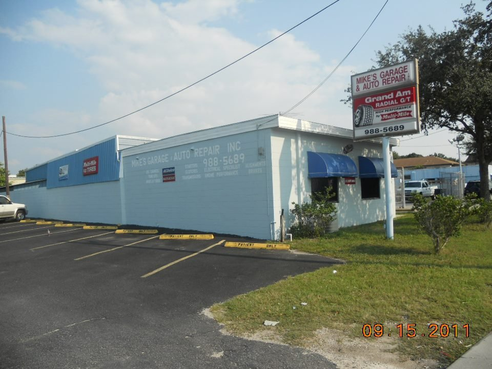 Mikes garage auto repair auto repair 8767 n 50th st tampa comment from donna s of mikes garage auto repair business owner solutioingenieria Image collections