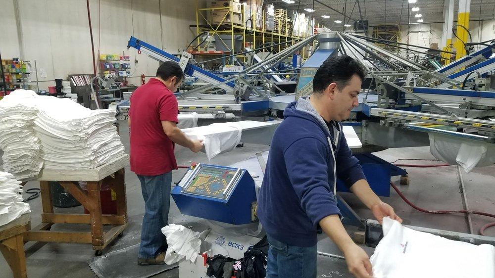 Silva screenprinting and distribution 11 photos screen for T shirt printing and distribution