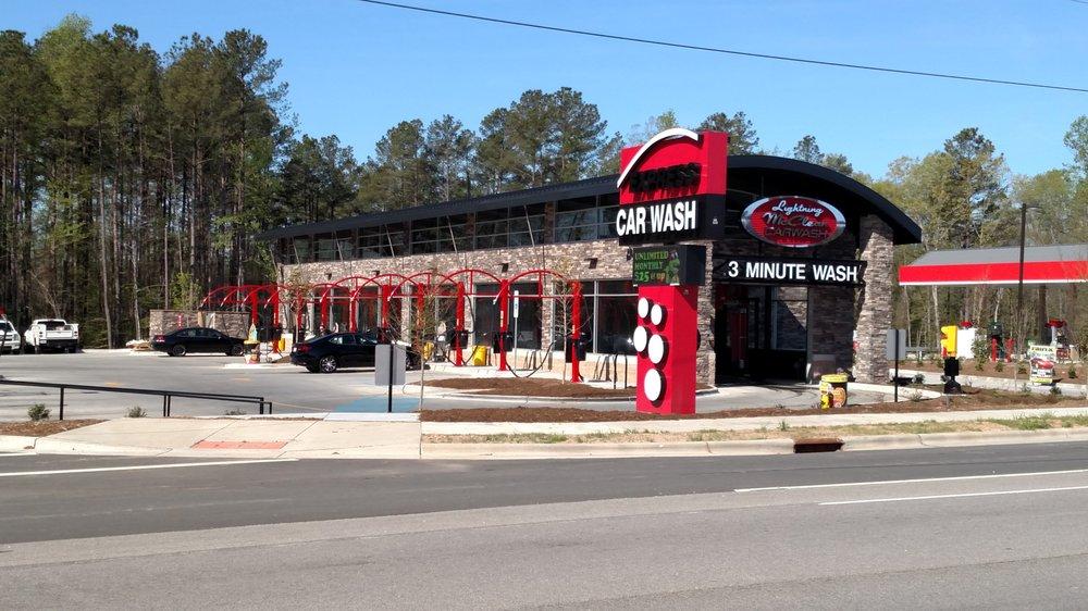 Lightning Mclean Car Wash Reviews