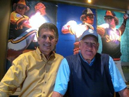 Randy J and Mark O.