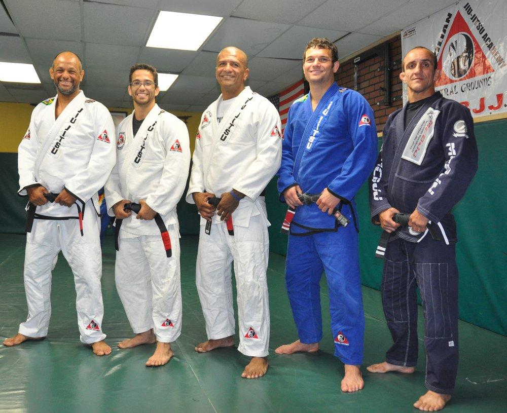 Jiu Jitsu Gyms In Long Beach Ca
