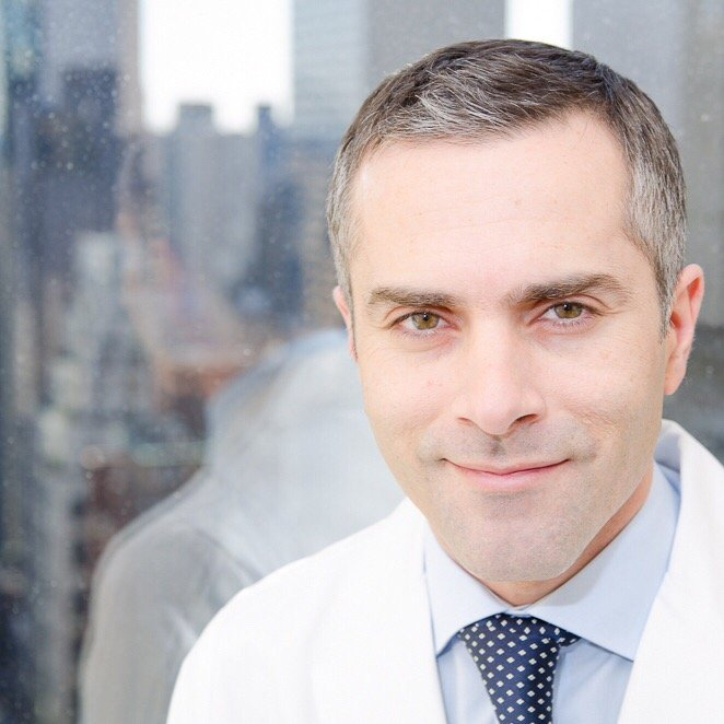 Oral & Maxillofacial Surgery of New York - 212 W 15th St