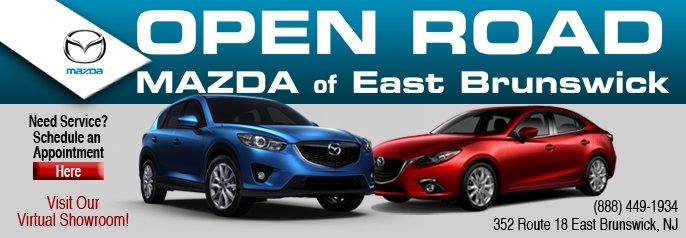 Open road mazda east brunswick service