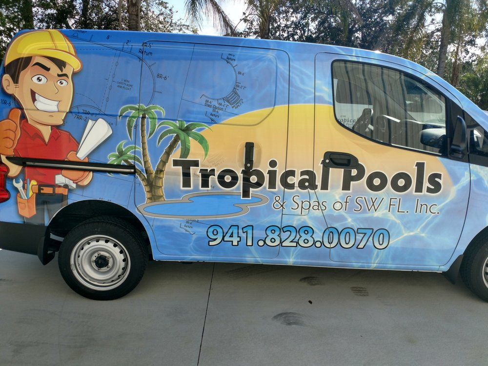 Comment From Ralph D Of Tropical Pools And Spas Sw Florida Inc Business Owner